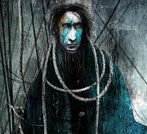 Moby Dick ilustrado por Gabriel Pacheco