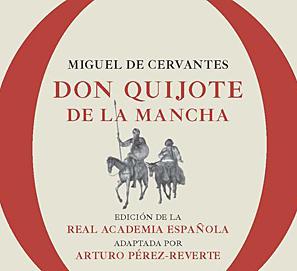 El Quijote escolar de Pérez-Reverte
