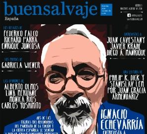Demipage trae a España la revista Buensalvaje