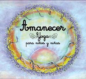 Amanecer libro de yoga para niños