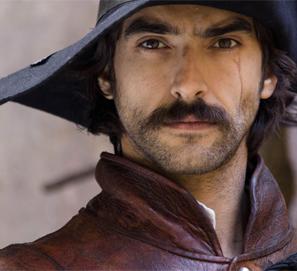 Arturo Pérez-Reverte y Alatriste, la serie de televisión