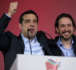 Cómo escribir sobre las elecciones griegas