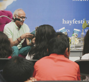 Hay Festival cancela en Xalapa