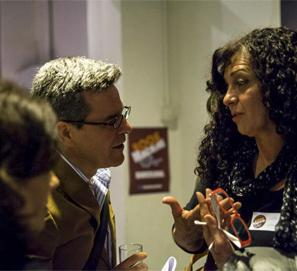 Blanca Rosa Roca, en BookMachine Barcelona