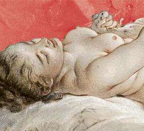 Los dominios de Venus, antología de novela erótica