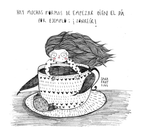 La buena vida, de Sara Fratini