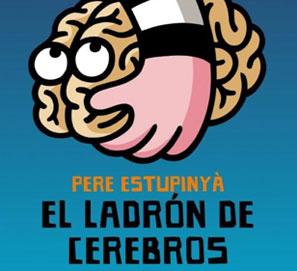 Pere Estupinyà: El ladrón de cerebros
