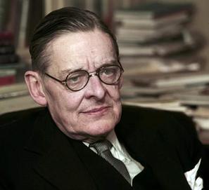 El comienzo de La tierra baldía, de T.S. Eliot