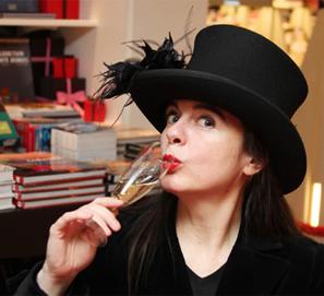 Amélie Nothomb ingresará en la academia belga