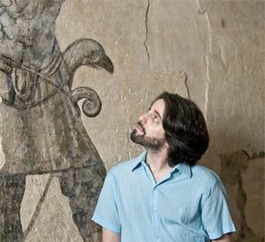 Andrés Neuman, con Fuentetaja en La Térmica