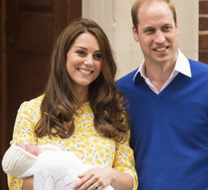 ¿Princesa Charlotte Elizabeth Diana o princesa Carlota Isabel Diana?