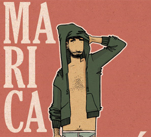 Marica tú: cómic gay de Julián Almazán y Alfonso Casas