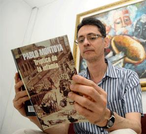 Pablo Montoya, Premio Rómulo Gallegos