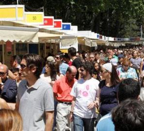 Balance positivo de la Feria del Libro de Madrid