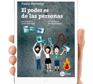 El poder es de las personas, de Pablo Herreros, ya en ebook