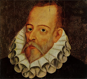 Exposición en la BNE sobre Miguel de Cervantes