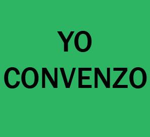 ¿Se escribe convenzo o convenzco?