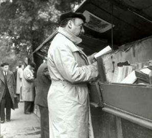 La ruta de Pablo Neruda en París