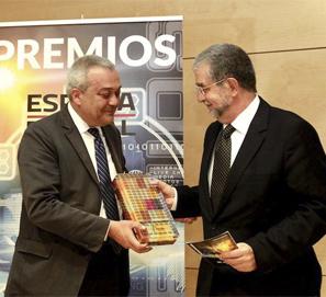 La RAE, Premio España Digital 2015