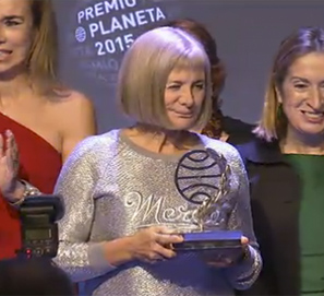 Planeta 2015: Alicia Giménez Bartlett y Daniel Sánchez Arévalo