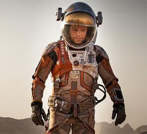 'El marciano', de Andy Weir... y Ridley Scott