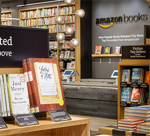 Amazon abre una librería física en Seattle
