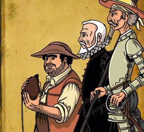 Cervantes. La ensoñación del genio, de Gol