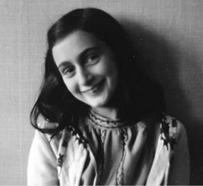 El 'Diario' de Ana Frank, sin derechos de autor para científicos