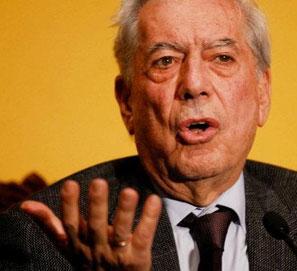 Mario Vargas Llosa, en La Pléiade