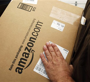 Amazon: reparto exprés en Barcelona