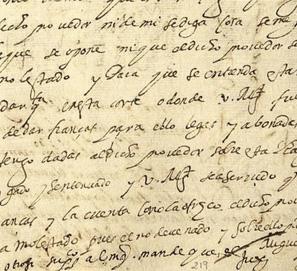 Los doce autógrafos de Miguel de Cervantes
