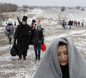 'Refugiado', palabra del año para la Fundéu