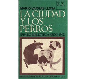 El inicio de 'La ciudad y los perros', de Mario Vargas Llosa