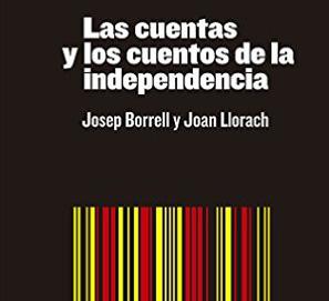 Las cuentas y los cuentos de la independencia, Borrell y Llorach