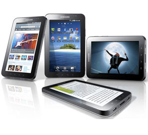 Samsung presenta su nuevo Samsung GALAXY Tab