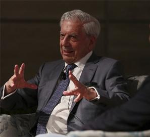 Mario Vargas Llosa habla sobre Jorge Luis Borges