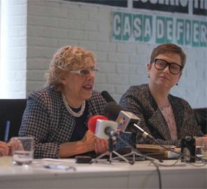 3,5 millones de euros para las bibliotecas de Madrid