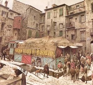 Roberto Innocenti: sus mejores ilustraciones