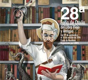 Fernando Vicente y Cervantes: cartel de la Feria de Otoño 2016