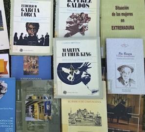 Los libros de la biblioteca de Gata, a la basura