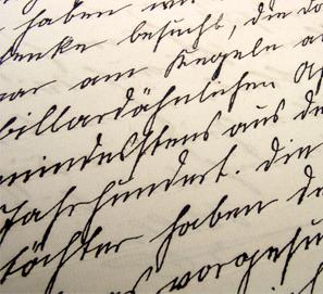 Tres de cada cuatro españoles nunca escriben a mano