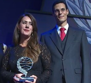 Premio Planeta 2016: Dolores Redondo y Marcos Chicot