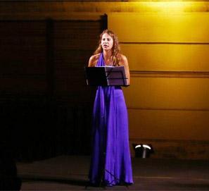 'Leyendo Lorca': poesía y teatro con Irene Escolar