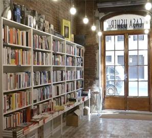 Mapa de Librerías de Barcelona (según Contexto)