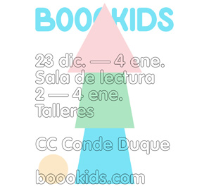 Boookids: festival de libros infantiles en Madrid