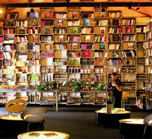 Diez hoteles que son... ¡bibliotecas!