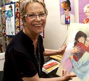 Purita Campos, Premio Honorífico de las Autoras de Cómic
