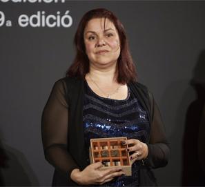 Care Santos, Premio Nadal 2017 por 'Media vida'