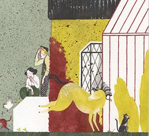 Las 'aventuras' de Virginia Woolf (y Maite Gurrutxaga)