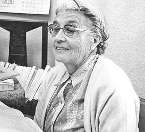 El diccionario de María Moliner: 50º aniversario